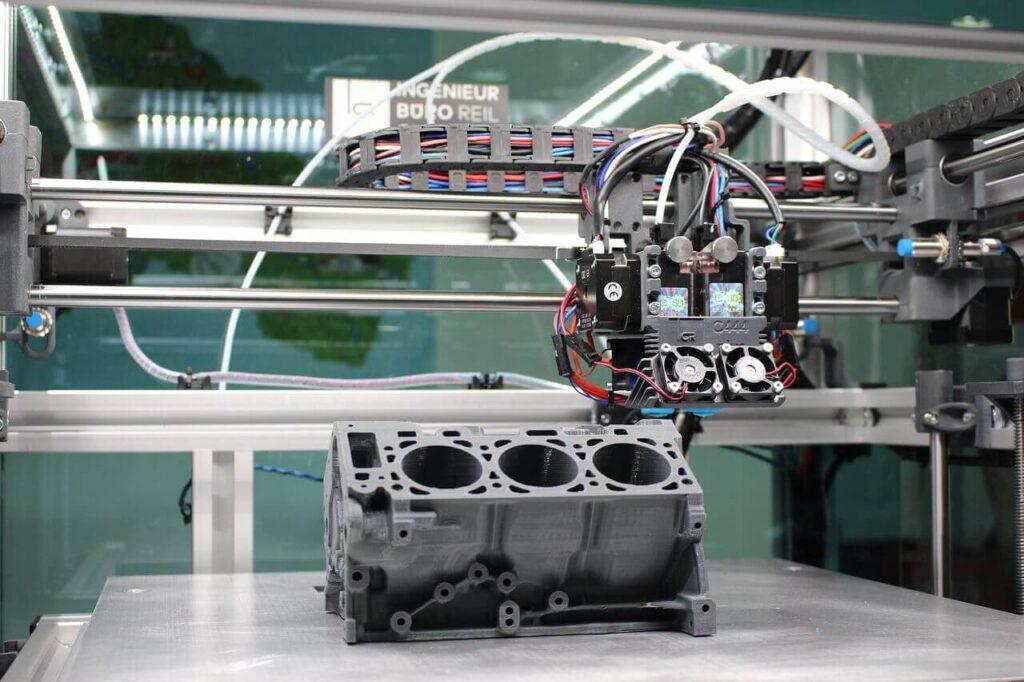Endüstri 4.0 Üretim
